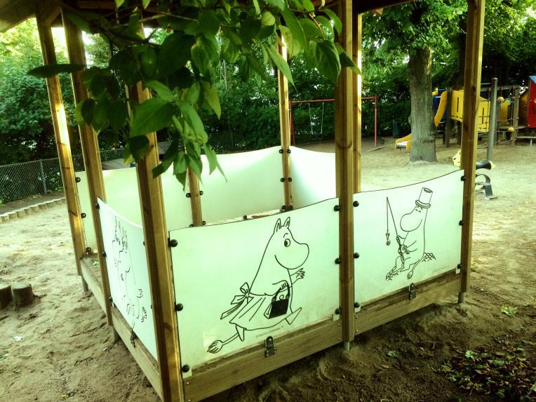 moomins helsinki playground