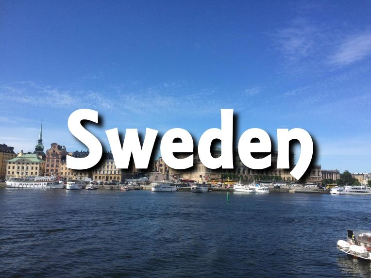 Destination: Sweden