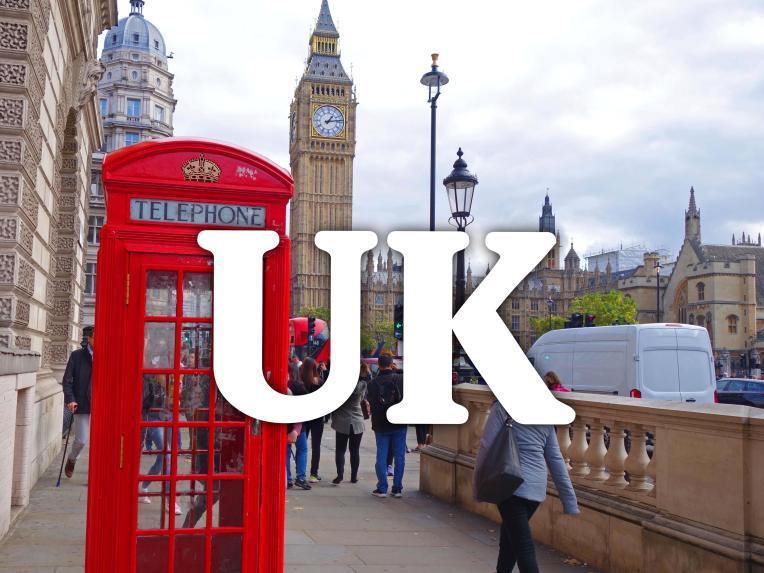 Destination: UK