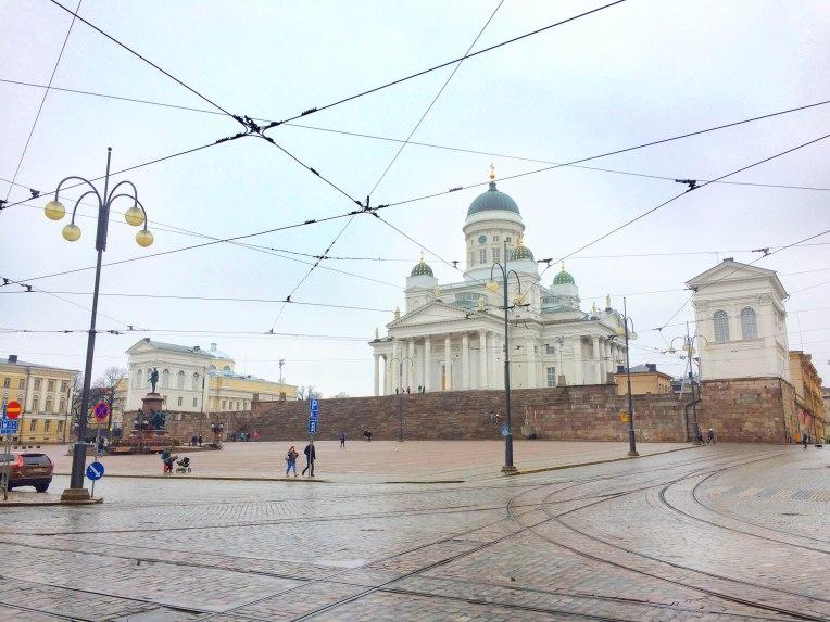 Senate Square Helsinki Finland