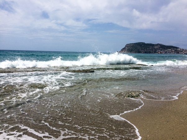 Alanya's beaches
